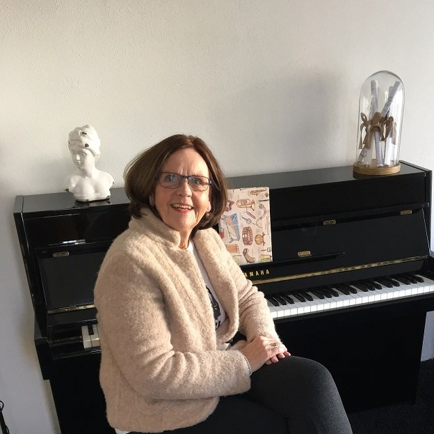 Geeske Paas, initiatiefneemster Zij Schittert Academie